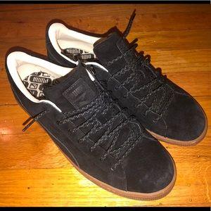 PUMA Suede Winter Gum Bottom Sneaker